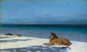 Jean Leon Gerome - Solitude